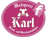 Metzgerei Karl Reutlingen Logo